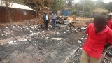 Rev. Nthurima Fabian lost everything when his church, Full Gospel Church in Marsabit, Kenya, and his home were burned down on Aug. 24 by unknown arsonists.