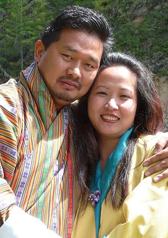 Pastor Tandin and his wife, Nengboi, have three young sons, and minister to those in the Buddhist nation of Bhutan.