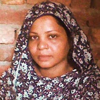 Asia Bibi's death penalty sentence for blasphemy was upheld on Oct. 16. She will now have to wait for her appeal to be heard in Pakistan's Supreme Court.