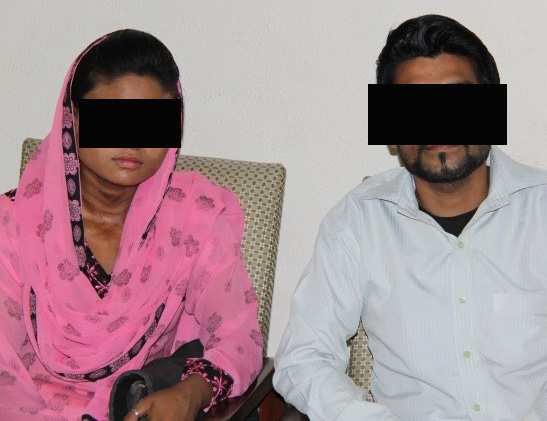 Pastor Mashar and his wife have had to relocate due to persecution.
