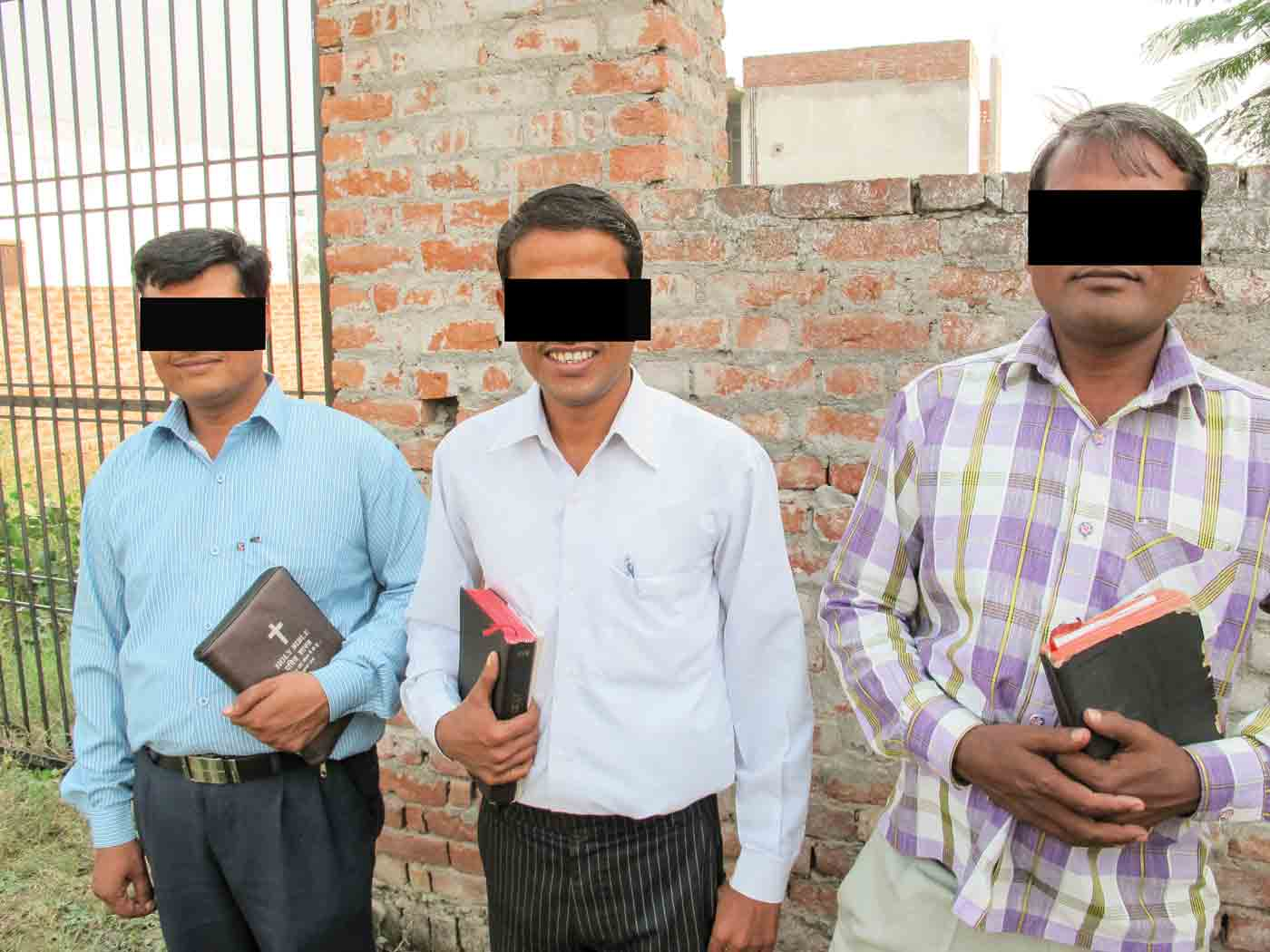 Nearly every week, a pastor is arrested in India after sharing the gospel.