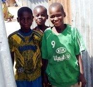 These school-aged boys live in one of the many villages in the northern part of Nigeria where Boko Haram has carried out attacks against schools, churches, and homes.
