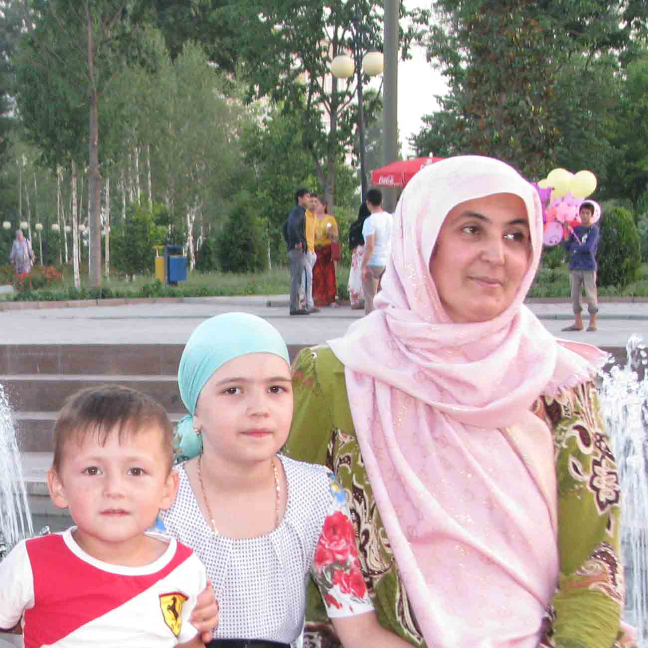 Most Tajik are Sunni Muslims.