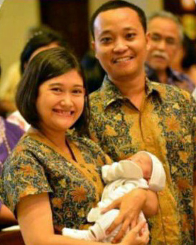 Security guard Bayu lost his life in the attack, leaving behind his wife and child.
