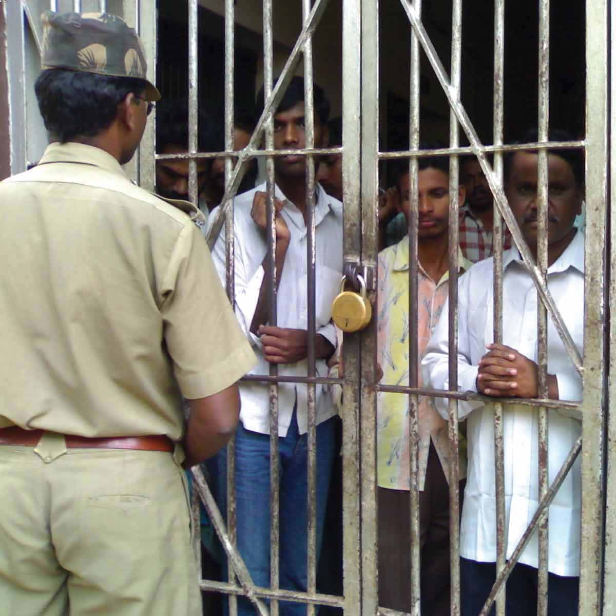 As a regular practice Hindu activists accuse Christians of forced conversions so they are arrested.