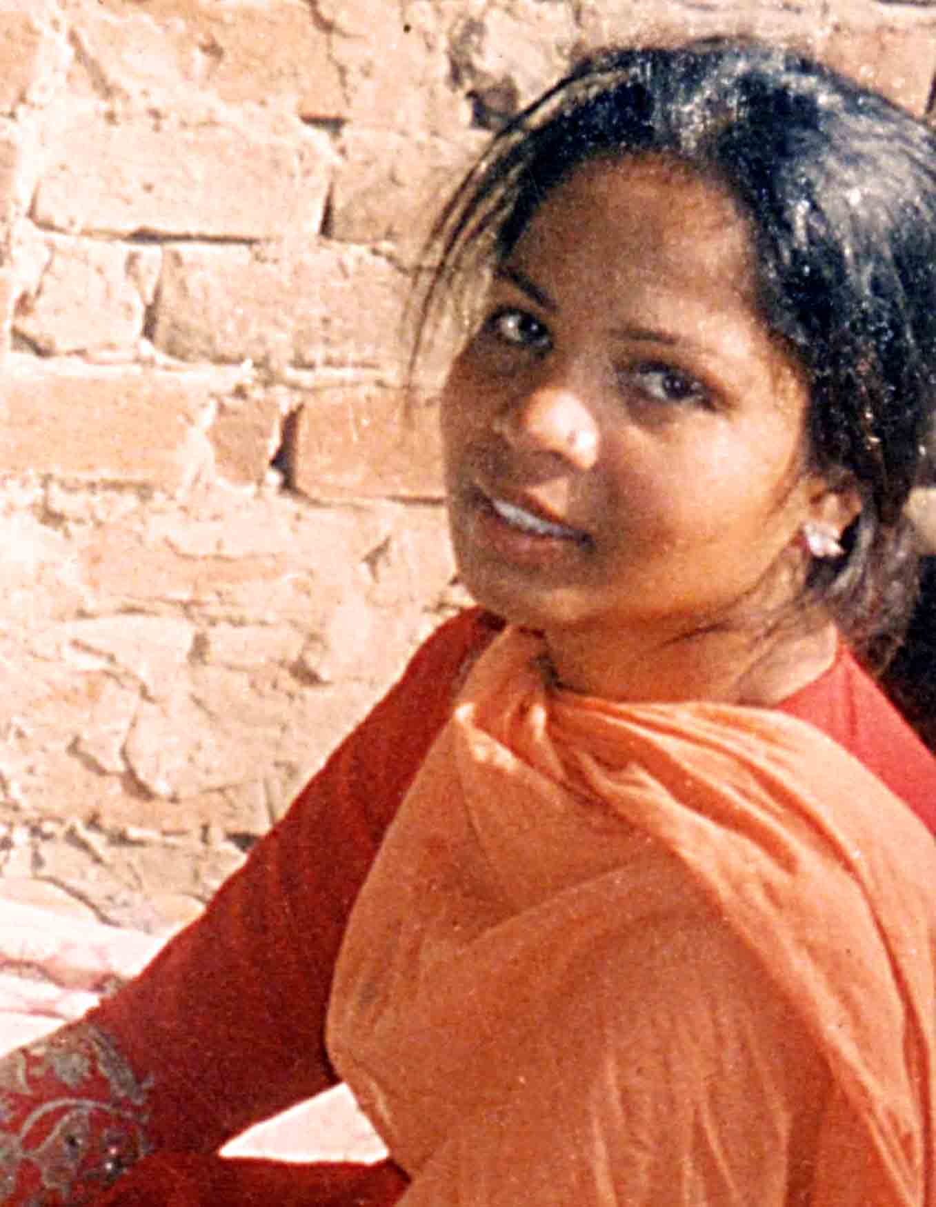 Asia Bibi spent almost 10 years on death row.