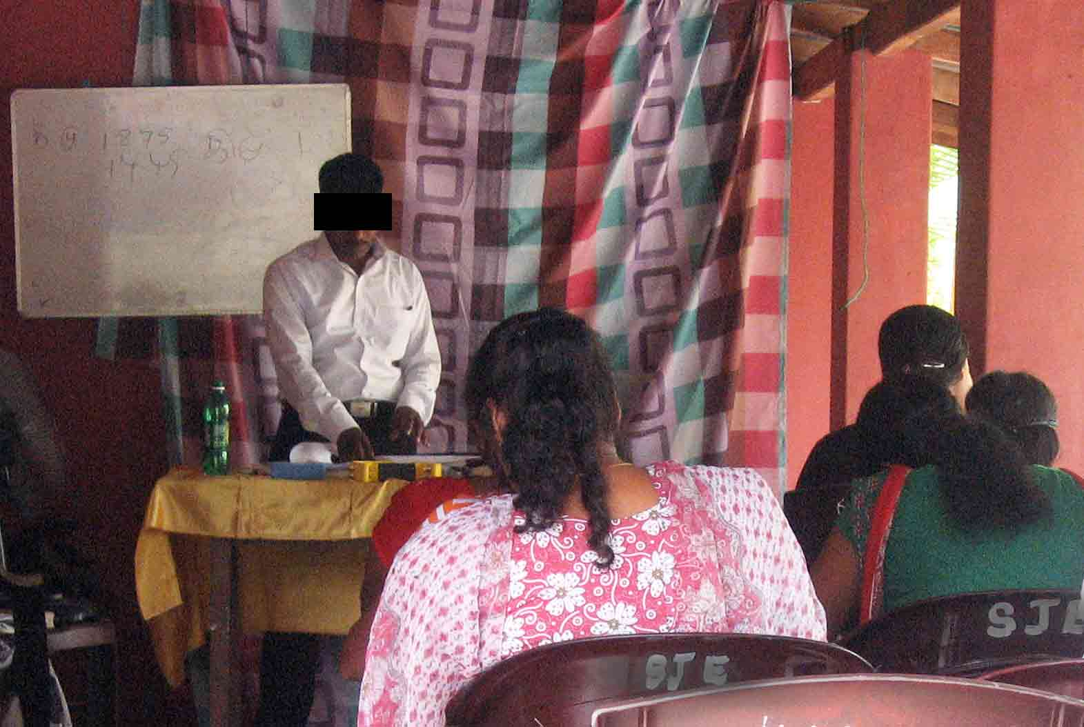 Pastors in Sri Lanka face constant threats for their ministry.