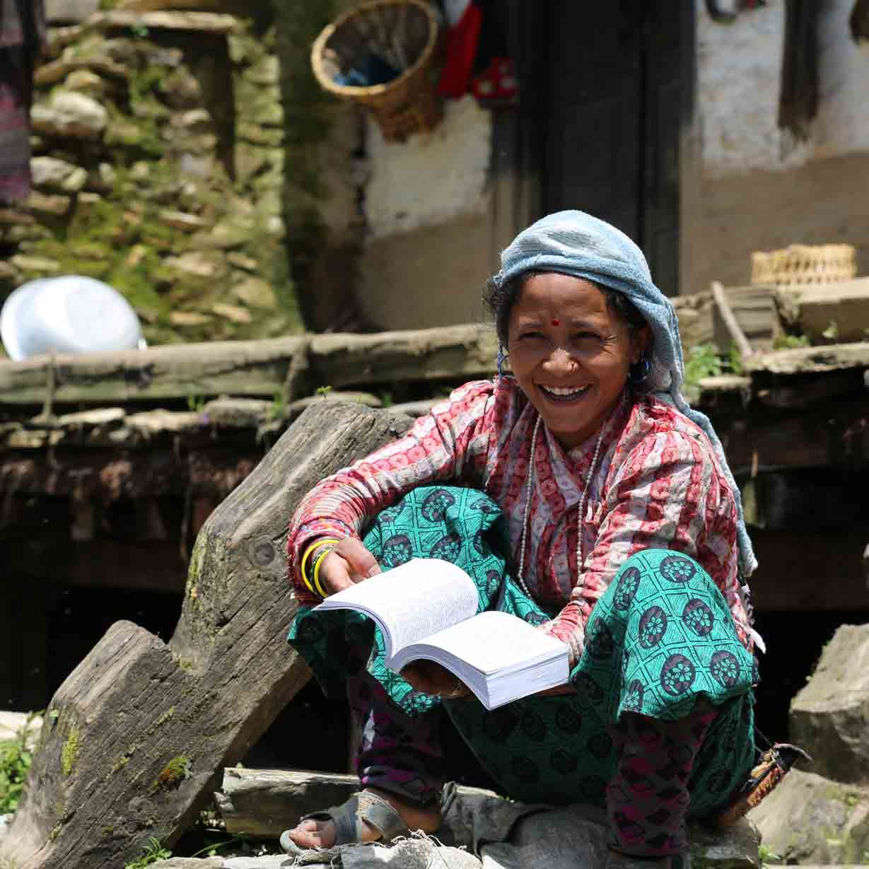 The gospel is penetrating even Nepal's most far-flung villages.