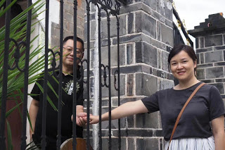 "Jiang Rong was released from jail after being held for six months. Her husband is being held in ""secret detention."""