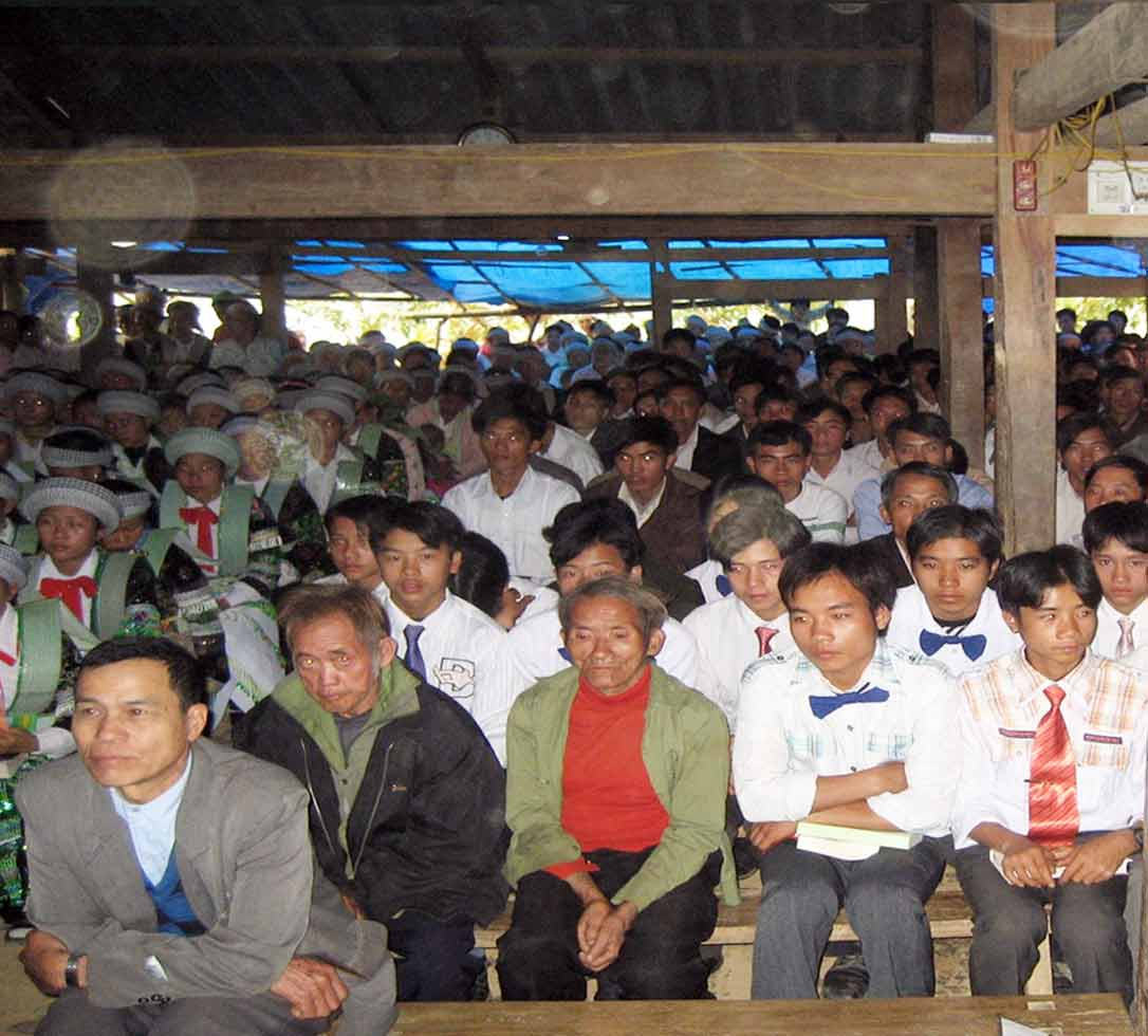 Officials often leave established Hmong converts to Christianity alone, but newer converts face strong opposition.