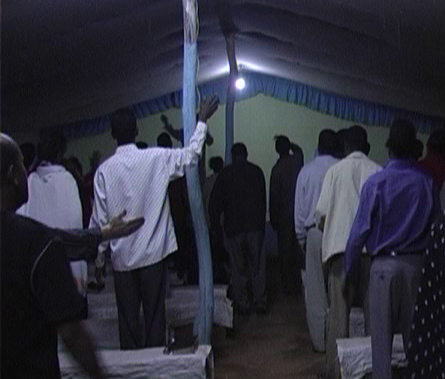 Many Christians in Eritrea were driven to worship underground after 2002.