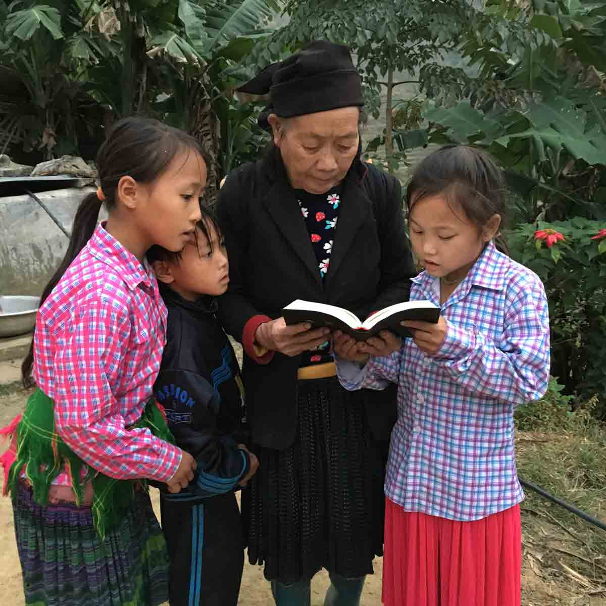 Chau was kicked out of her village while away on a visit to her daughter.