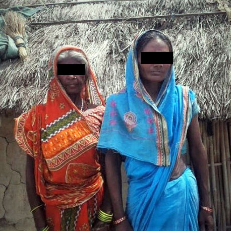 Widows Rabiya and Shilpa are shunned by their community because of their faith in Christ.