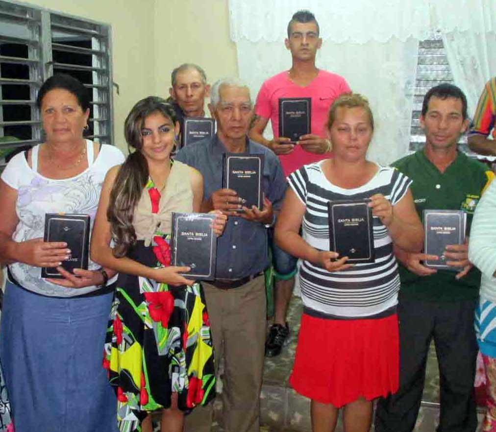 Cuban Christians live under constant pressure.