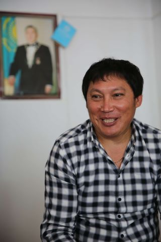 Pastor Zhetis has long dealt with harassment from the local authorities as he serves in Shymkent.