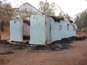 Christians in Odisha state experienced massive attacks that began in a similar fashion.