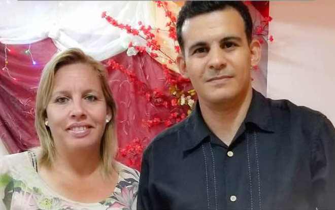 Pastor Osmani and his wife are being forced from their home by Cuban authorities.