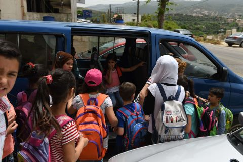 Syrian refugees who remain in Lebanon continue to need practical assistance.