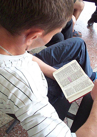 Believers in Kazakhstan who gather to pray or read the Bible must register or face severe fines and imprisonment.