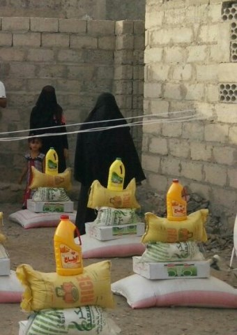 VOM helped provide aid to suffering Christian families in Yemen.
