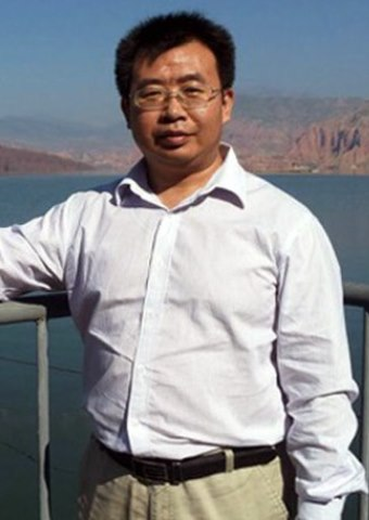 Jin Bianling's husband Jiang Tianyong remains strong in his faith during his imprisonment in China. (photo credit: China Aid)
