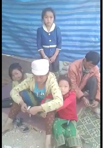 This family is not allowed to go back to their home in Laos because of their faith in Jesus.