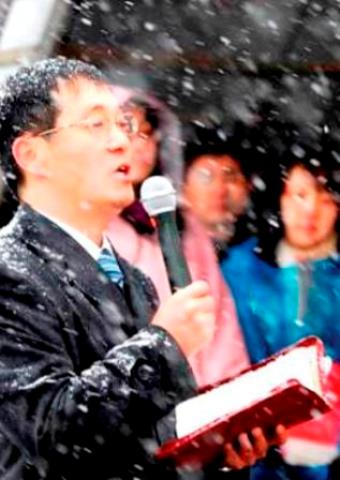 Pastor Jin is still under house arrest in China.