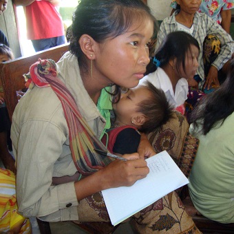 Lao village officials put the heaviest pressure on new believers.